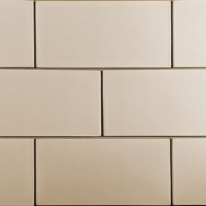 Modwalls Kiln Ceramic 6x12 Tile | 103 Colors | Modern tile for backsplashes, kitchens, bathrooms and showers