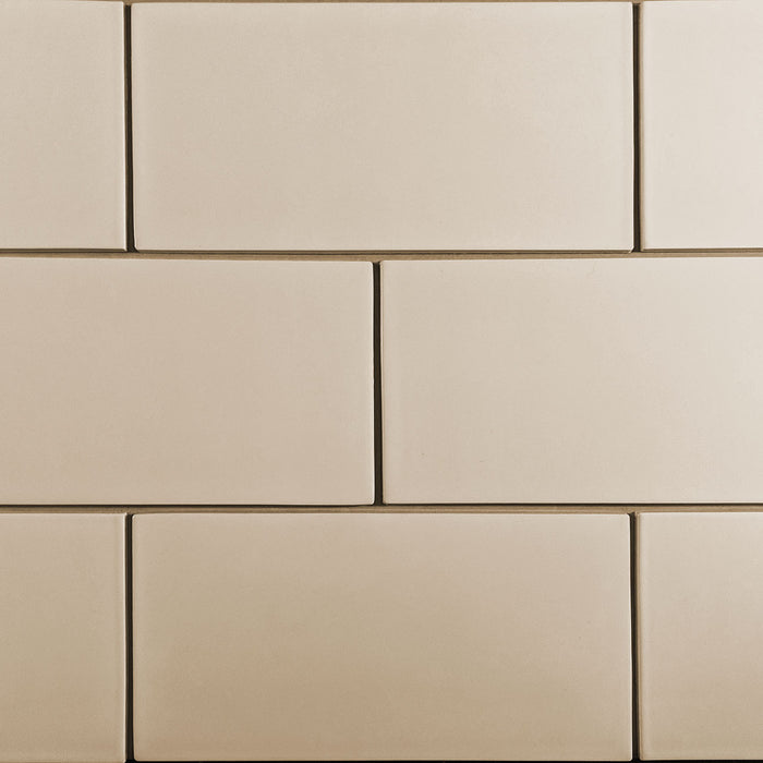 Kiln Ceramic 6x12 Tile | 103 Colors