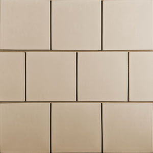 Modwalls Kiln Ceramic 6x6 Tile | 103 Colors | Modern tile for backsplashes, kitchens, bathrooms and showers