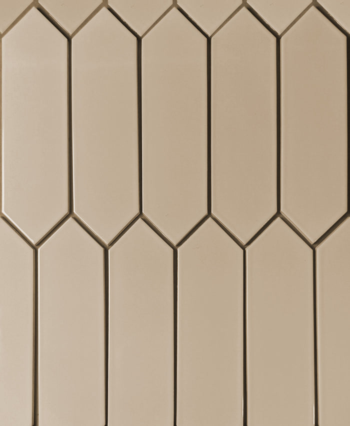 Kiln Ceramic Picket Tile | 105+ Colors