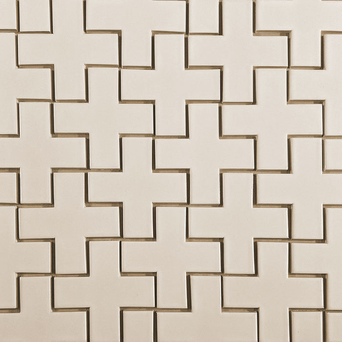 Kiln Ceramic X-Tile Tile | 105+ Colors