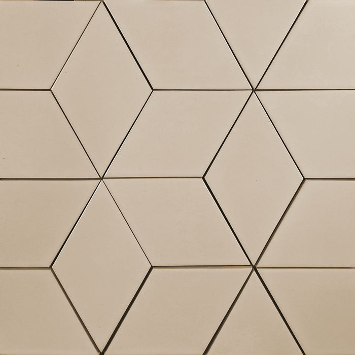 Kiln Ceramic Diamond Tile | 105+ Colors