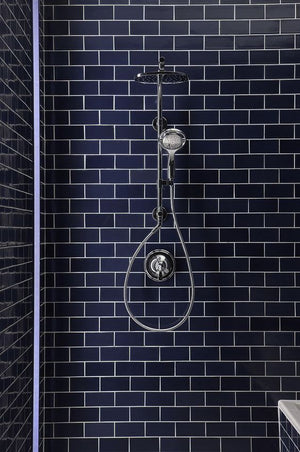Lush Custom Glass Subway Tile | Midnight