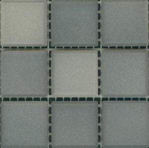 Sample of Mediterranean Mosaic Tile | Milano Blend Matte