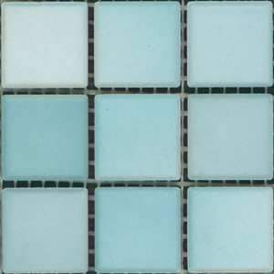 Sample of Mediterranean Mosaic Tile | Palermo Blend Matte