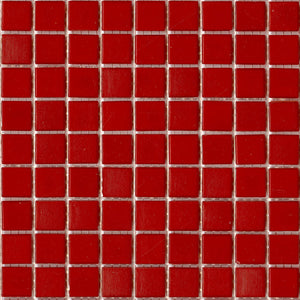 Modwalls Brio Glass Mosaic Tile | Paprika | Modern tile for backsplashes, kitchens, bathrooms, showers, pools, outdoor and floors