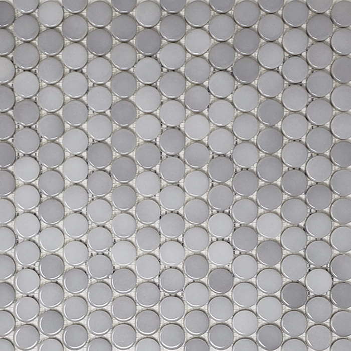 PopDotz Porcelain Tile | Gray Salt Blend