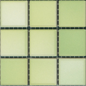Sample of Mediterranean Mosaic Tile | Provence Blend Matte