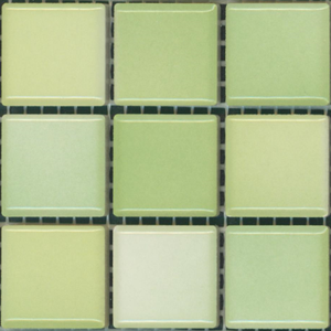 Sample of Mediterranean Mosaic Tile | Provence Blend Gloss