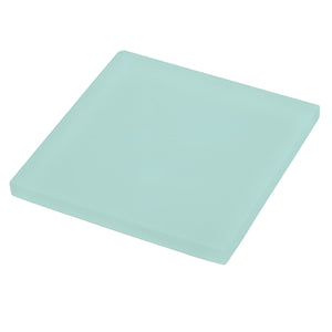 Sample of Oasis Sea Spray Square Glass Tile | Oasis Glass Tile
