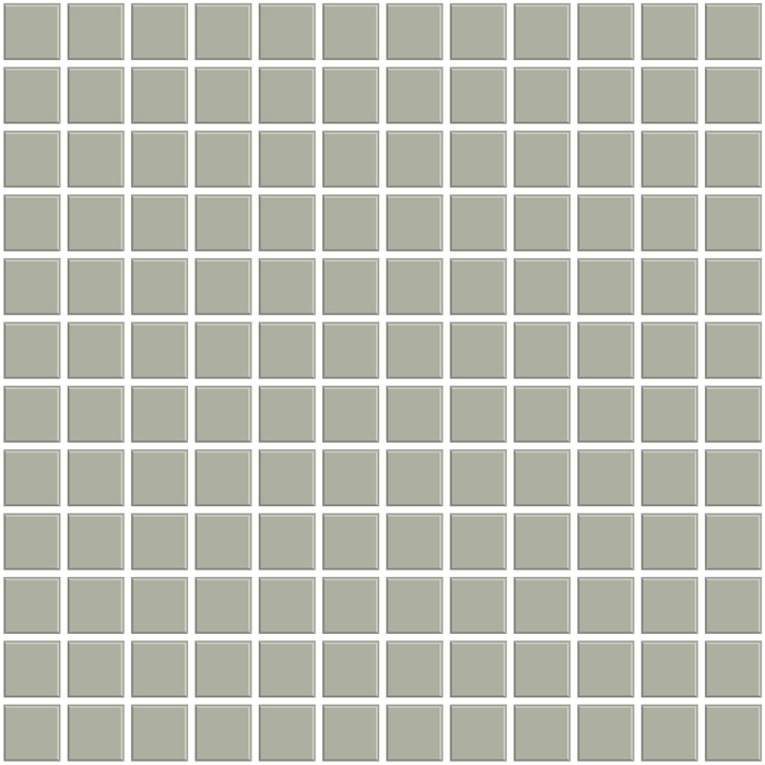 Basis Mosaic 1x1 Stacked Ceramic Tile | 34 Colors