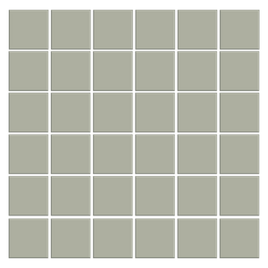 Basis Mosaic 2x2 Stacked Ceramic Tile | 34 Colors