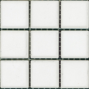 Sample of Mediterranean Mosaic Tile | Athens Blend Matte