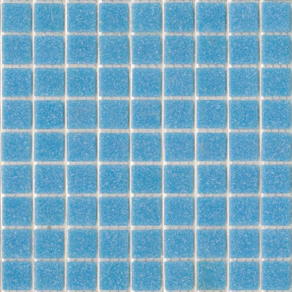 Brio Glass Mosaic Tile |  Turquoise