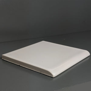 Kiln Ceramic Bullnose Tile | 103 Colors
