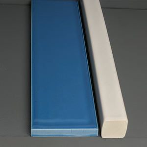 Modwalls Kiln Ceramic Stick Liner Trim Tile | 103 Colors