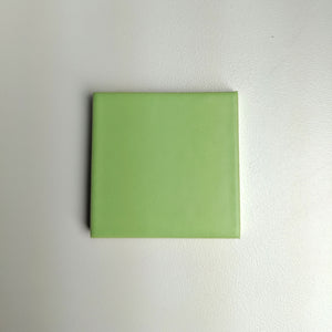 Modwalls Color Chip | Kiln & Clayhaus Ceramic | Green Tea Matte