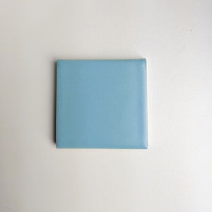 Modwalls Color Chip | Kiln & Clayhaus Ceramic | Turquoise Matte
