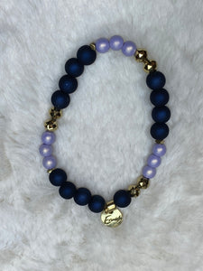 Erimish Beaded Bracelet Raven Collection - True Bliss Boutique