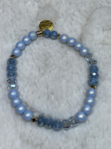 Erimish Beaded Bracelet Sky Collection - True Bliss Boutique