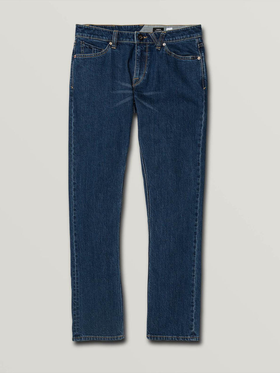 Volcom - Vorta 5 Pocket Denim (Medium Blue Wash) *SALE
