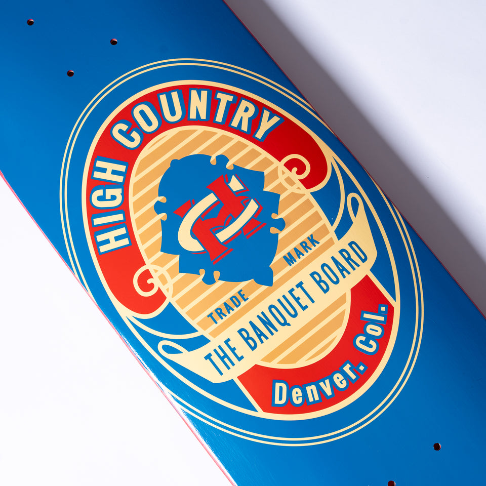 "High Country - Banquet Deck (8.75"")"