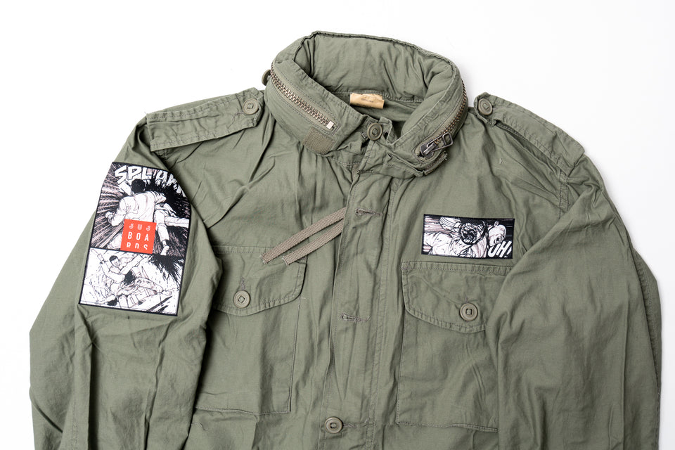 303 Boards - Domu Rothco M65 Lightweight Jacket (Army Green) *SALE