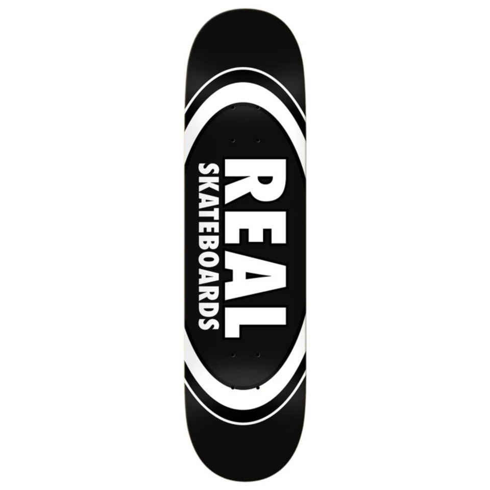"Real - Classic Oval Deck (8.25"")"