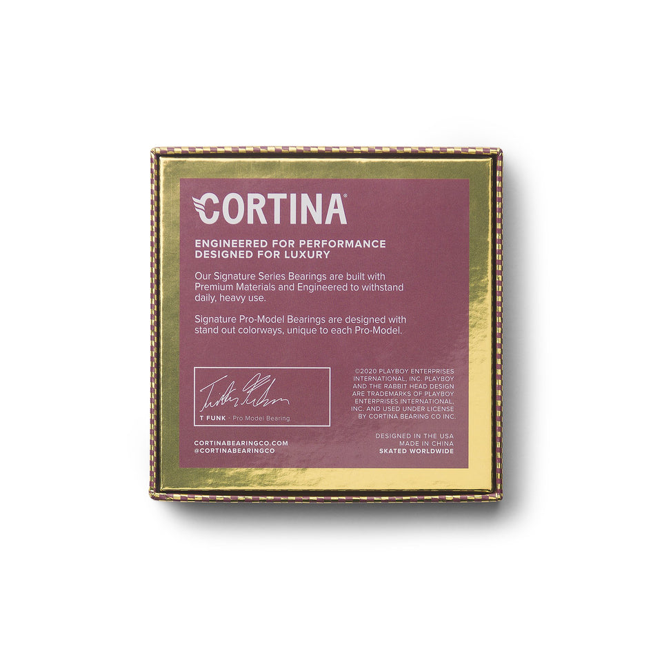 Cortina - T-Funk PlayBoy Bearings