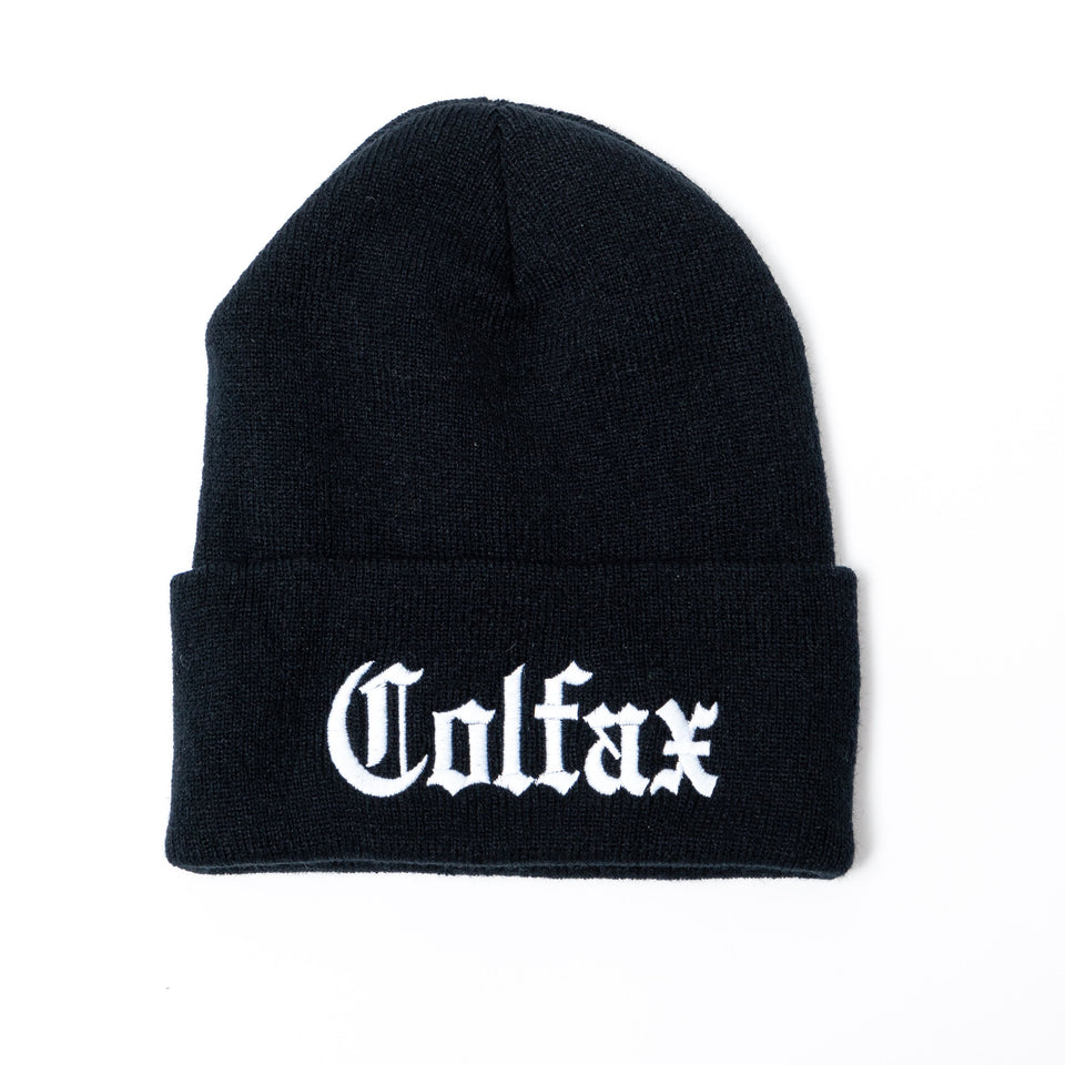 303 Boards - Eazy Colfax beanie (Black)