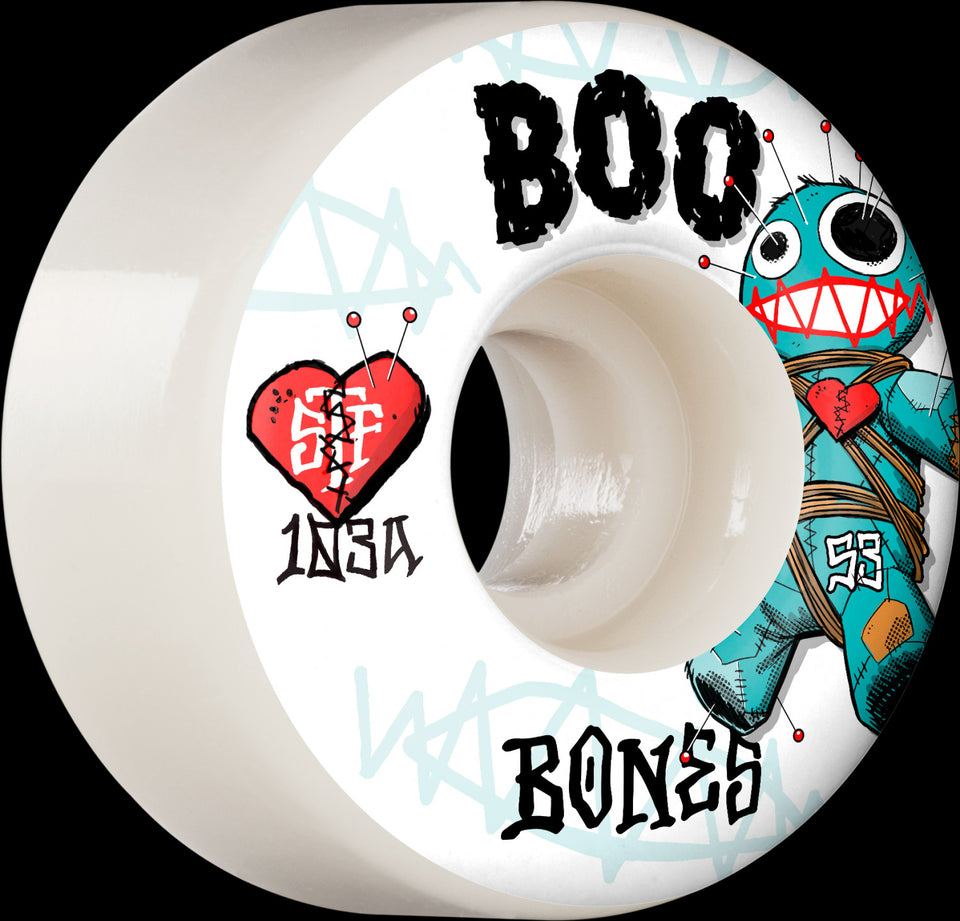Bones Wheels - Boo VooDoo V4 103 STF 53MM