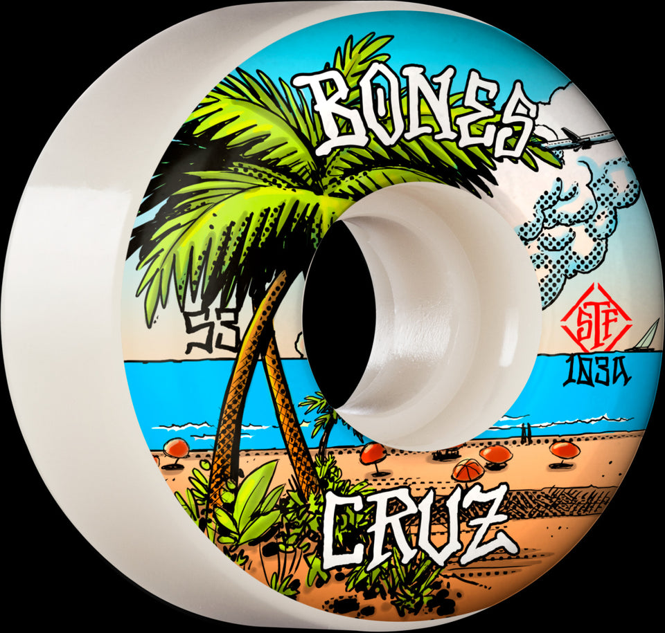Bones Wheels - Cruz Buena Vida V2 103 STF 52MM
