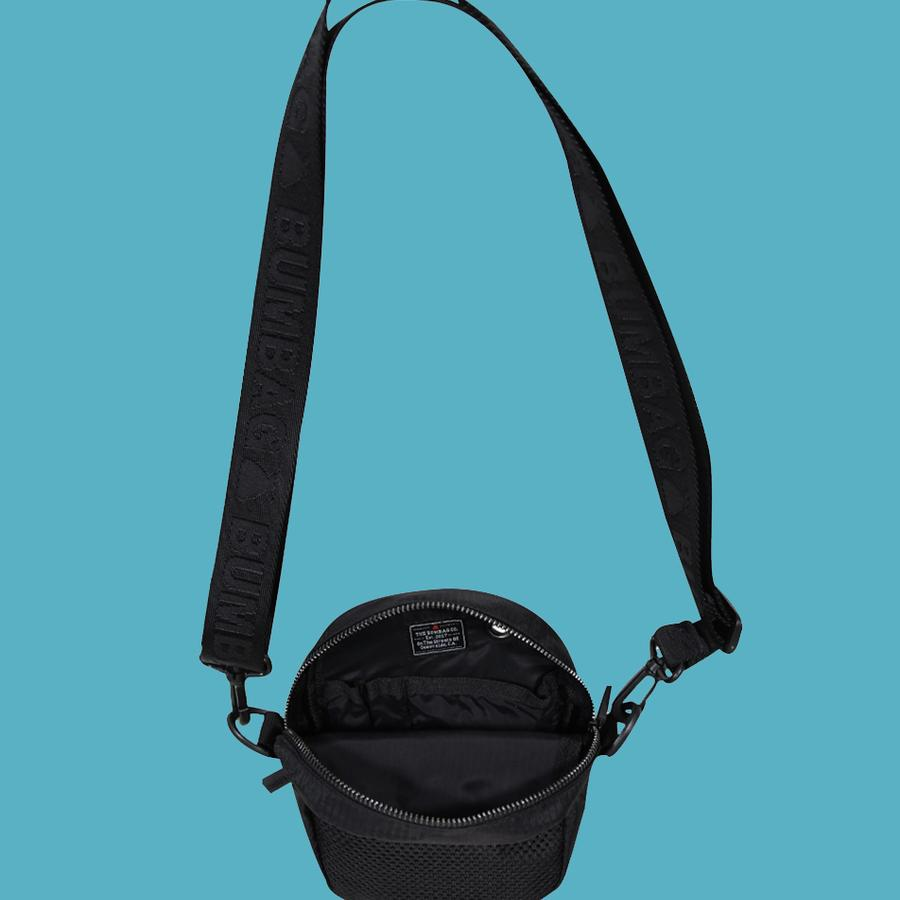 BumBag - Staple Compact Shoulder Bag (Black)