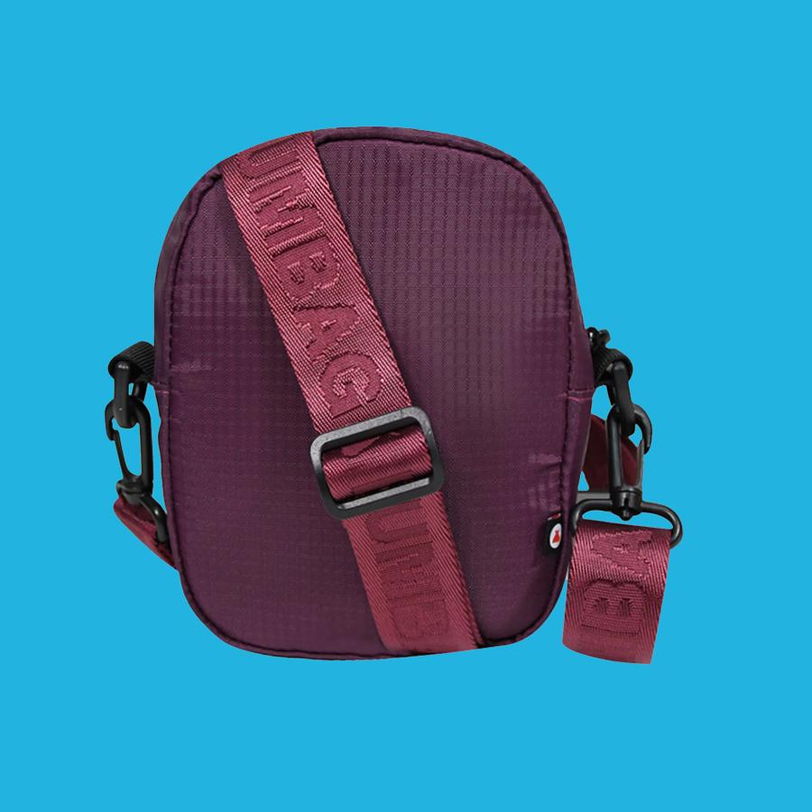 BumBag - Staple Compact Shoulder Bag (Maroon)