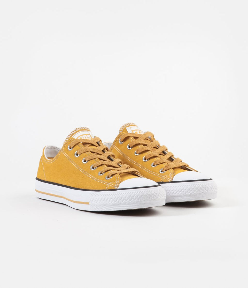 CONS - Chuck Taylor All Star Pro Low (Yellow/White)