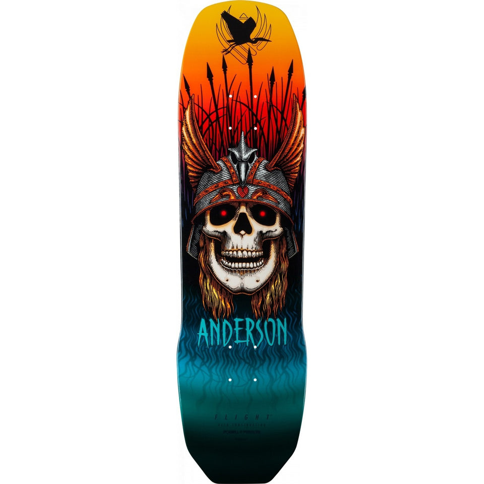 "Powell - Andy Anderson Flight Deck (8.45"")"