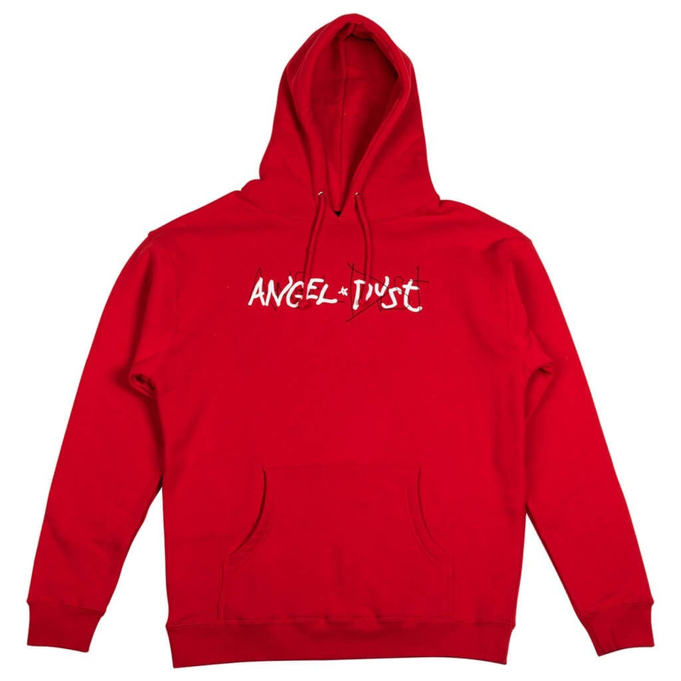 Thrasher - Angel Dust Hoody (Red)