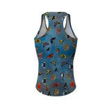 Butterfly Bouquet Tank