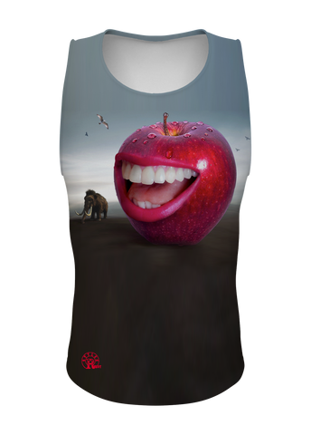 Smiling Apple Tank
