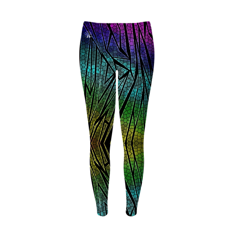 Mazes Leggings