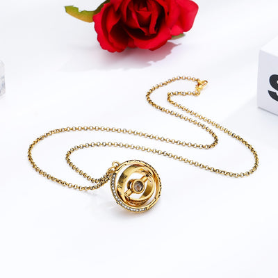 Astro 100 Love Language Necklace