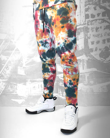 Sugar Barrel tie dye jogger