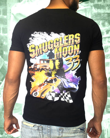 SMGR Night runner tee