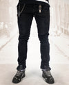 Black Bourbin denim