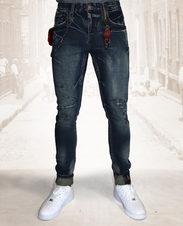SMGLR Distiller Denim
