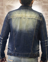 SMGLR Vintage Wash Denim jacket