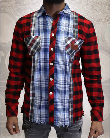 SMGLR Whiskey plaid