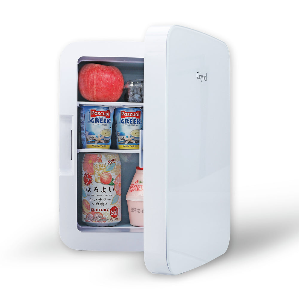 Load image into Gallery viewer, Mini Fridge Cooler and Warmer 10-liter - Caynel Direct