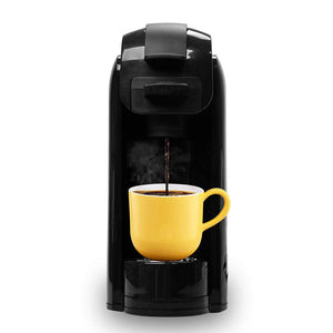 Single Serve Coffee Maker (Black) - Caynel Direct