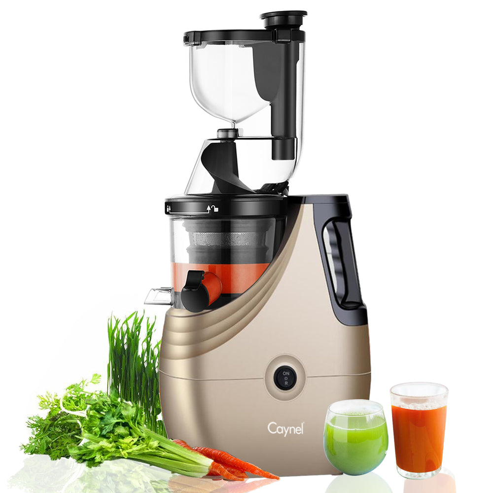 Caynel SJ448 Slow Masticating Juicer